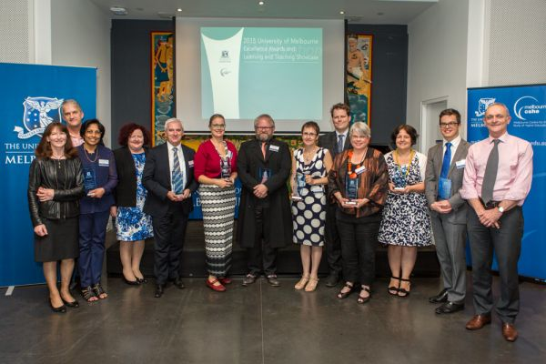 Award for Outstanding Research Higher Degree Supervision: Professor Tim McCormack -Melbourne Law School