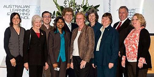 ALTC Citattion winners 2010