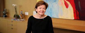 Image for Retiring, but not shy: Professor Jane den Hollander AO